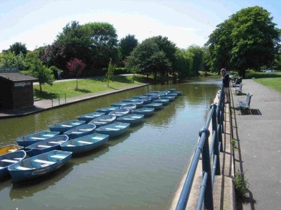 Hythe boats